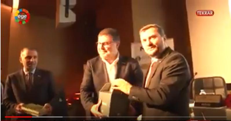 MÜSİAD İZMİR 'İHSAN SOHBETİ' PROGRAMI DÜZENLENDİ – EGE TV